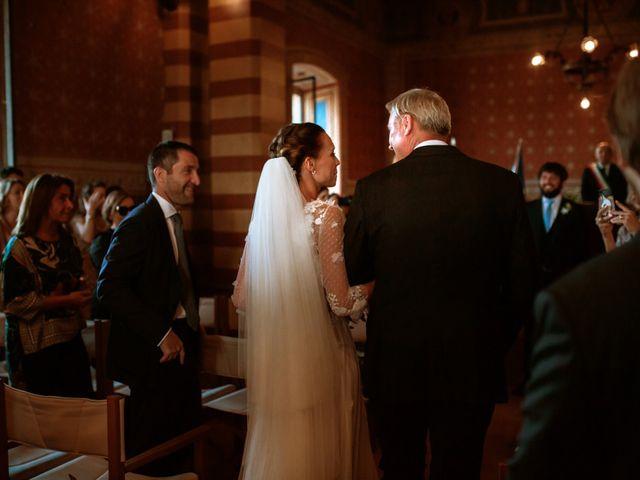 Il matrimonio di Giorgio e Giulia a Montefalco, Perugia 30