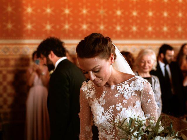 Il matrimonio di Giorgio e Giulia a Montefalco, Perugia 31