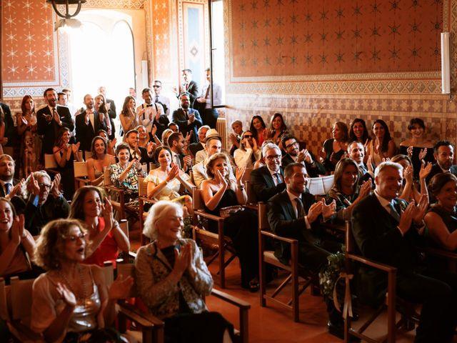 Il matrimonio di Giorgio e Giulia a Montefalco, Perugia 33