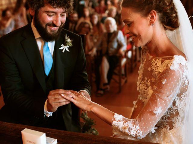 Il matrimonio di Giorgio e Giulia a Montefalco, Perugia 34