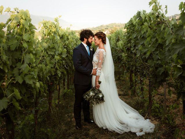 Il matrimonio di Giorgio e Giulia a Montefalco, Perugia 42