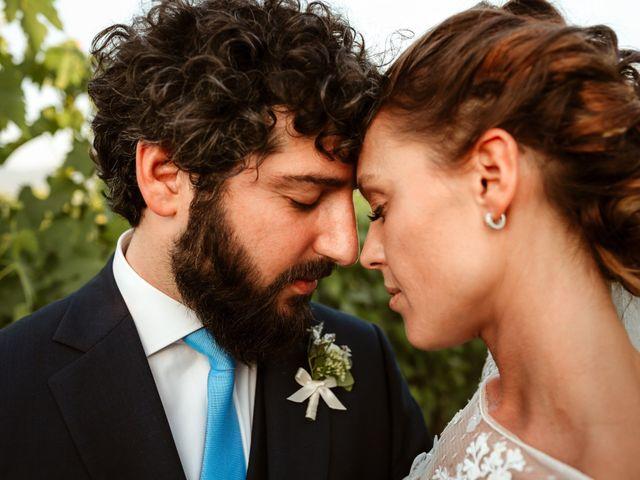 Le nozze di Giulia e Giorgio