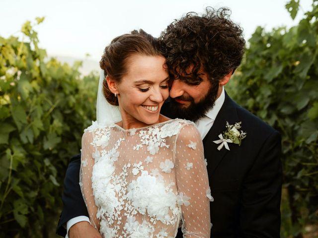 Il matrimonio di Giorgio e Giulia a Montefalco, Perugia 44