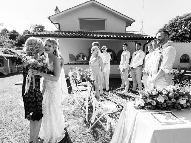 Il matrimonio di David e Paige a Roma, Roma 23