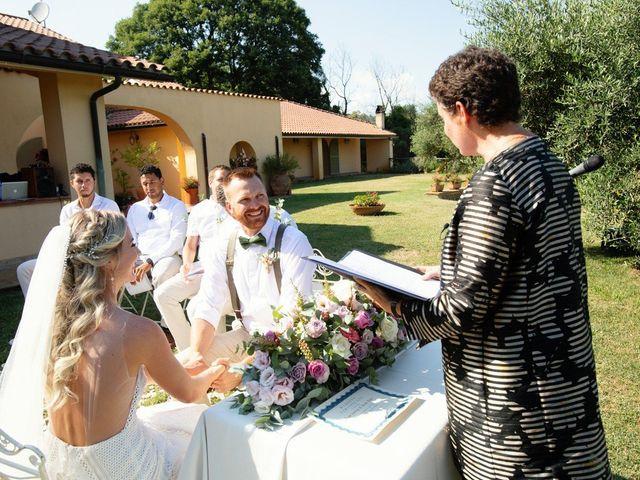 Il matrimonio di David e Paige a Roma, Roma 27