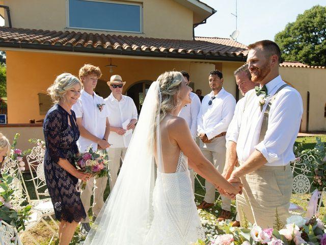 Il matrimonio di David e Paige a Roma, Roma 29