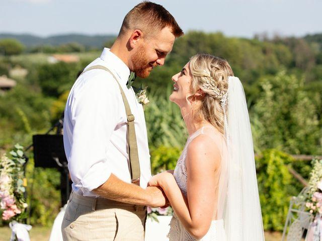 Il matrimonio di David e Paige a Roma, Roma 31
