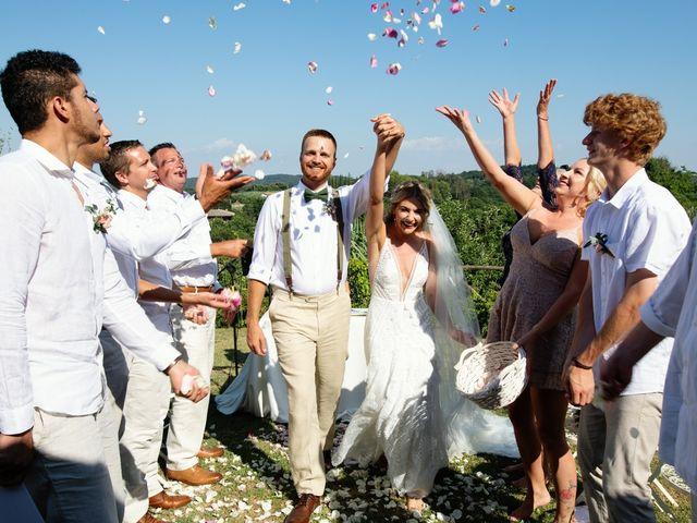 Il matrimonio di David e Paige a Roma, Roma 35