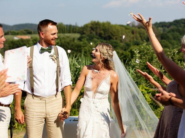 Il matrimonio di David e Paige a Roma, Roma 36