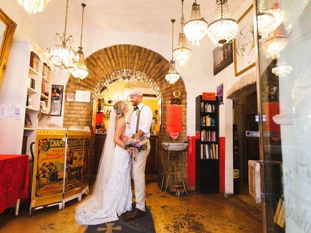 Il matrimonio di David e Paige a Roma, Roma 45