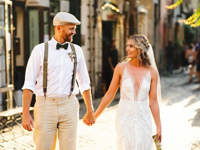 Il matrimonio di David e Paige a Roma, Roma 44
