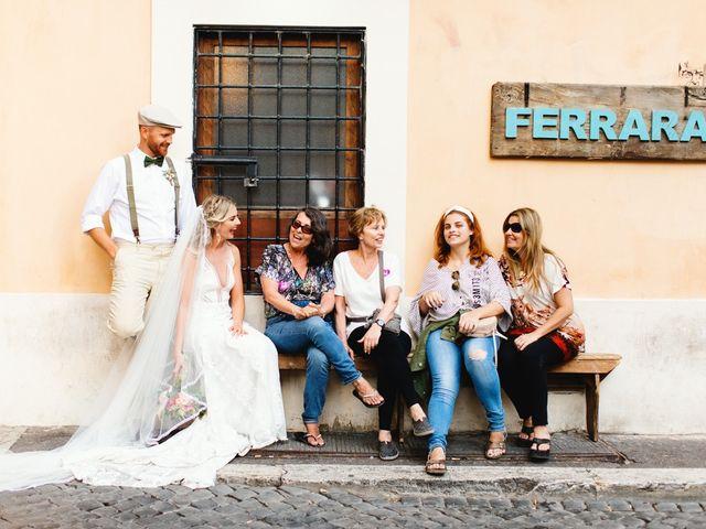 Il matrimonio di David e Paige a Roma, Roma 46