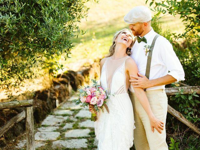 Il matrimonio di David e Paige a Roma, Roma 50