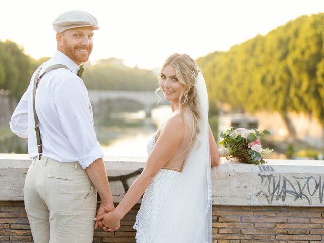 Il matrimonio di David e Paige a Roma, Roma 59