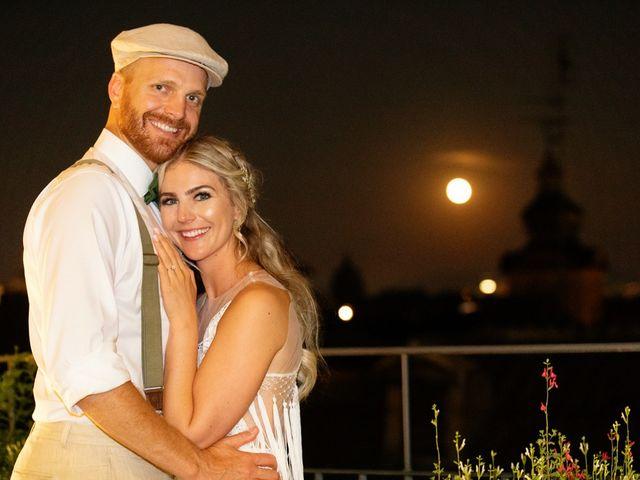 Il matrimonio di David e Paige a Roma, Roma 65