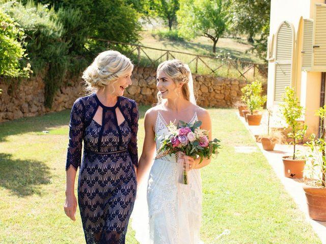 Il matrimonio di David e Paige a Roma, Roma 22