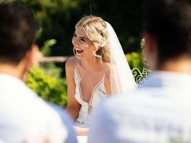Il matrimonio di David e Paige a Roma, Roma 25