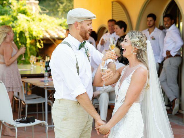 Il matrimonio di David e Paige a Roma, Roma 37