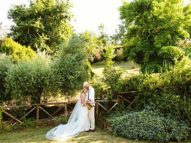 Il matrimonio di David e Paige a Roma, Roma 2