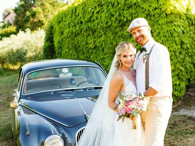 Il matrimonio di David e Paige a Roma, Roma 43