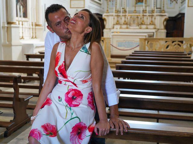 Il matrimonio di Fabrizio e Annarita a Vasto, Chieti 4