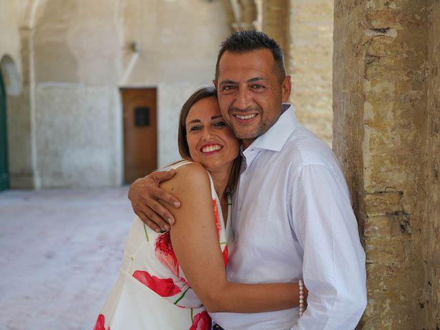 Il matrimonio di Fabrizio e Annarita a Vasto, Chieti 5