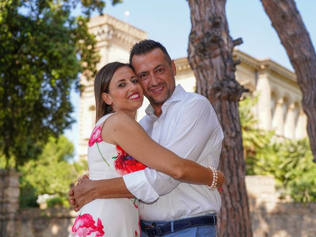 Il matrimonio di Fabrizio e Annarita a Vasto, Chieti 6