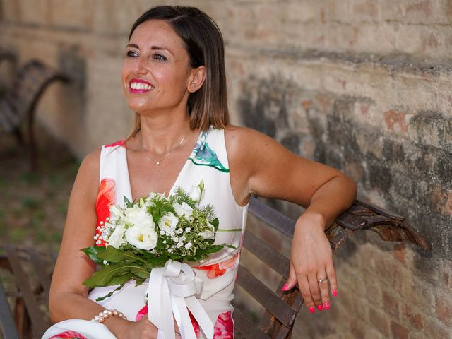 Il matrimonio di Fabrizio e Annarita a Vasto, Chieti 7