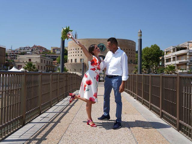Il matrimonio di Fabrizio e Annarita a Vasto, Chieti 8