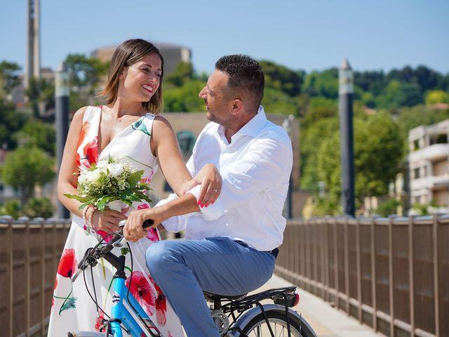 Il matrimonio di Fabrizio e Annarita a Vasto, Chieti 9