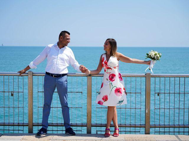 Il matrimonio di Fabrizio e Annarita a Vasto, Chieti 10