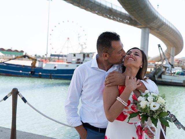 Il matrimonio di Fabrizio e Annarita a Vasto, Chieti 11