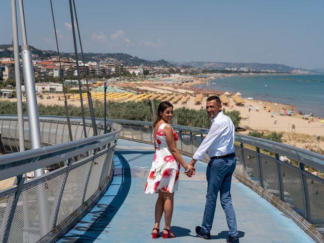 Il matrimonio di Fabrizio e Annarita a Vasto, Chieti 18