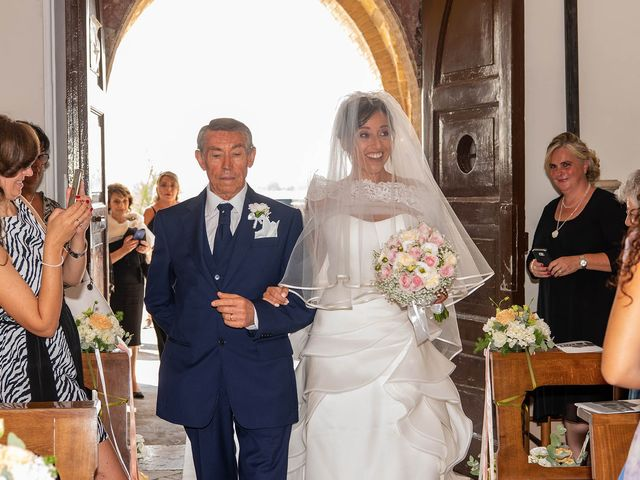 Il matrimonio di Fabrizio e Annarita a Vasto, Chieti 36