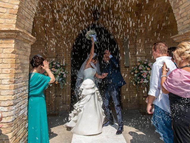 Il matrimonio di Fabrizio e Annarita a Vasto, Chieti 41