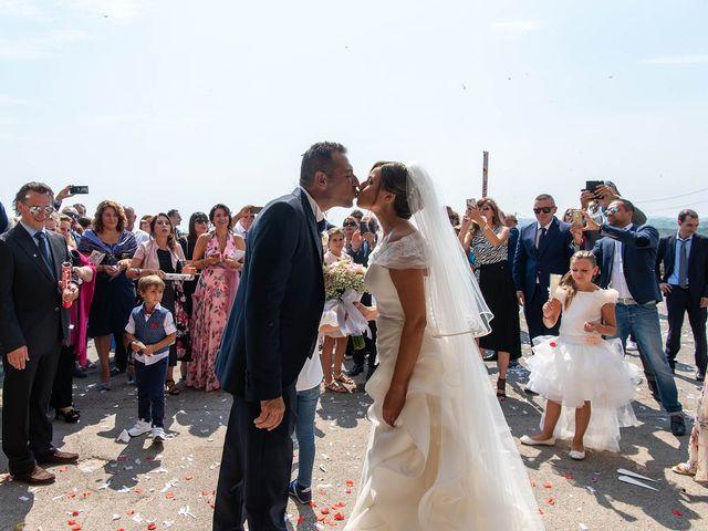 Il matrimonio di Fabrizio e Annarita a Vasto, Chieti 43