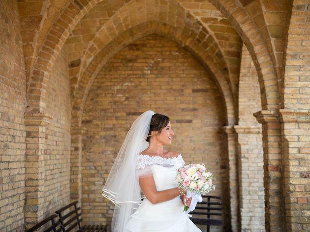 Il matrimonio di Fabrizio e Annarita a Vasto, Chieti 45