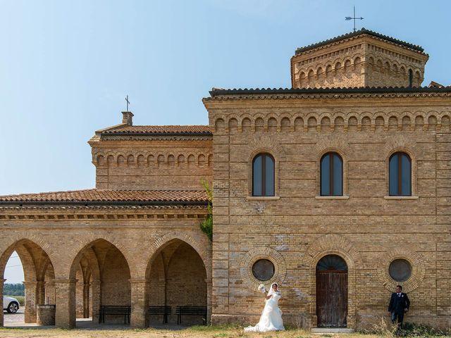 Il matrimonio di Fabrizio e Annarita a Vasto, Chieti 46