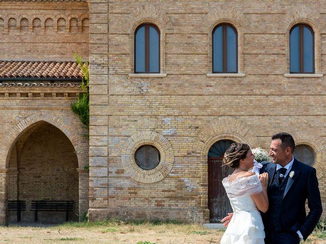 Il matrimonio di Fabrizio e Annarita a Vasto, Chieti 48
