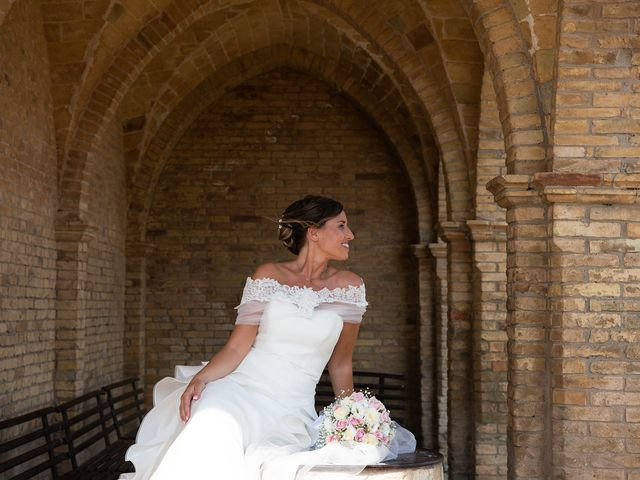 Il matrimonio di Fabrizio e Annarita a Vasto, Chieti 52