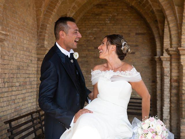 Il matrimonio di Fabrizio e Annarita a Vasto, Chieti 53