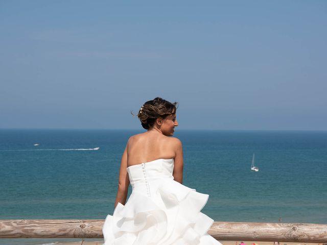 Il matrimonio di Fabrizio e Annarita a Vasto, Chieti 56