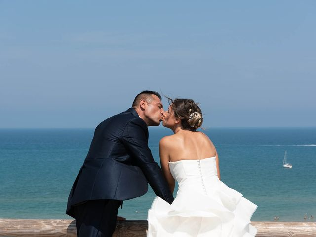 Il matrimonio di Fabrizio e Annarita a Vasto, Chieti 57
