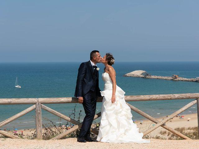Il matrimonio di Fabrizio e Annarita a Vasto, Chieti 58
