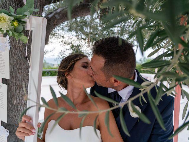 Il matrimonio di Fabrizio e Annarita a Vasto, Chieti 61