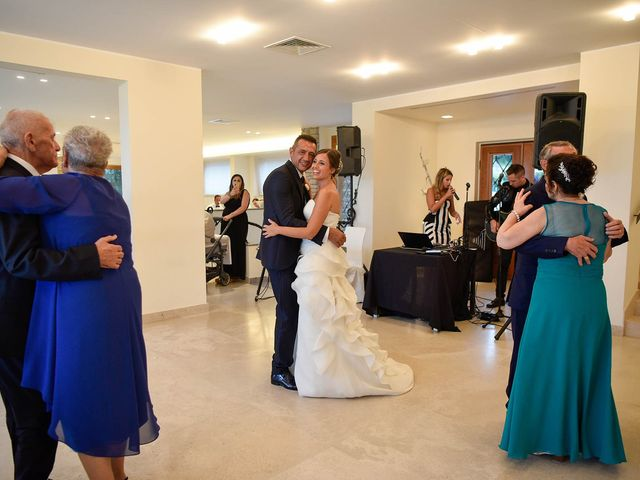 Il matrimonio di Fabrizio e Annarita a Vasto, Chieti 69