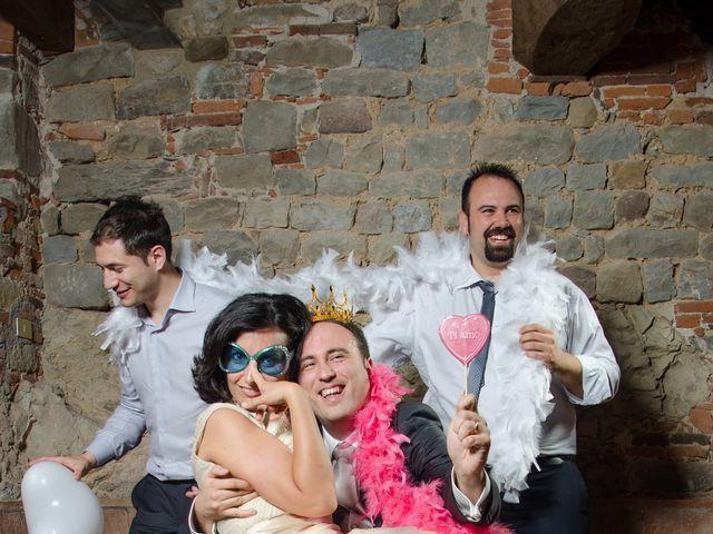 Il matrimonio di Matteo e Paola a Lucca, Lucca 49