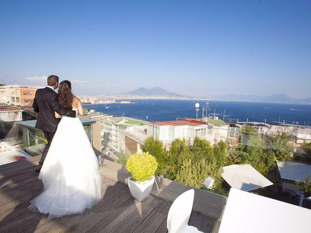 Il matrimonio di Daniel e Valeria a Napoli, Napoli 11