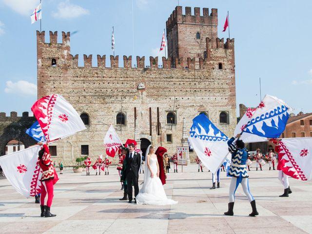 Il matrimonio di Alessia e Francesco a Marostica, Vicenza 8