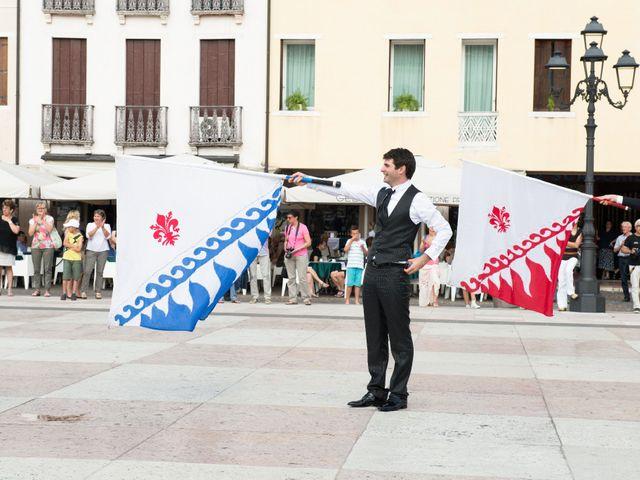 Il matrimonio di Alessia e Francesco a Marostica, Vicenza 9